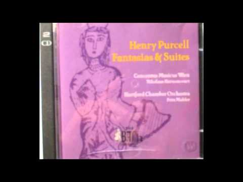 Henry Purcell -  Sefauchi's Farewell -  Z 656  - George Malcolm  -  Harpsichord