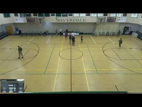 Silverdale Academy vs. Collegedale Academy Varsity Mens' Basketball