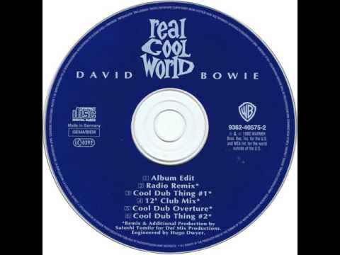 David Bowie - Real Cool World (Cool Dub Overture)