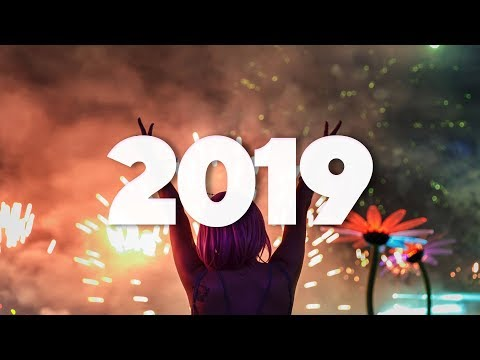 New Year Festival Mashup Mix 2019 - Best of EDM & Electro House Music - Party Mix 2019