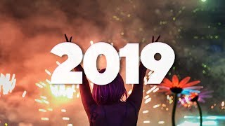 New Year Festival Mashup Mix 2019 - Best of EDM &amp Electro House Music - Party Mix 2019