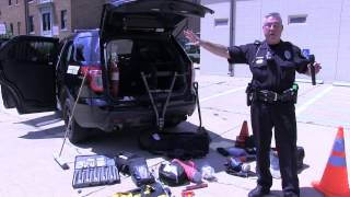 Your City In Action: SPD New Patrol Vehicle Tour