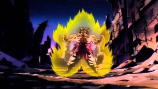dbz amv dragon ball z goku vs broly broly legendary super saiyan 2011 hq fan video clip