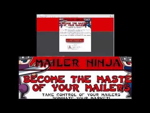 How to Mailer Ninja