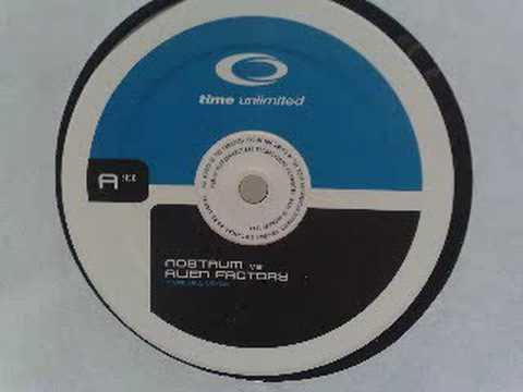 Nostrum Vs. Alien Factory - Time Unlimited - Time Unlimited - 1998