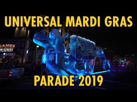 Universal Mardi Gras Parade 2019 | Universal Orlando