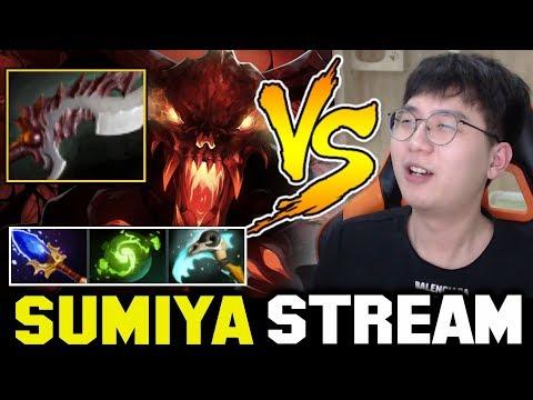 Super Hard Game Vs Abyssal Blade Refresher SF | Sumiya Invoker Stream Moment #1390