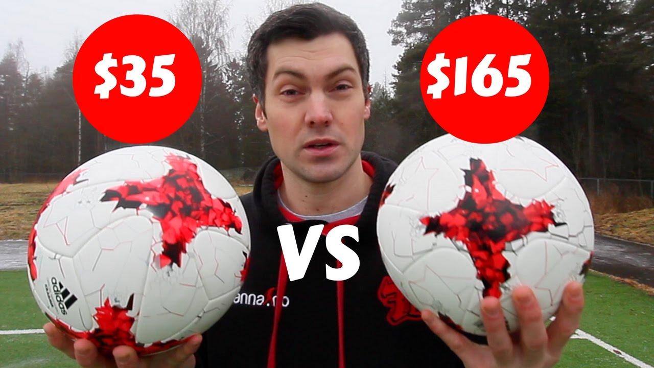 35 Vs 165 Football Is It Worth The Money Adidas