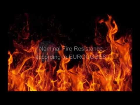 Fire Analysis-Design   Temperature of Unprotected Steel Sections!