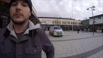 Tim Pool besöker Rinkeby