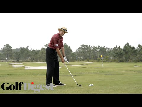 David Leadbetter: The A Swing Downswing