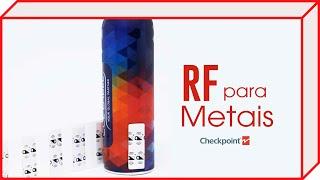 Etiqueta de RF para Metais | Checkpoint Brasil