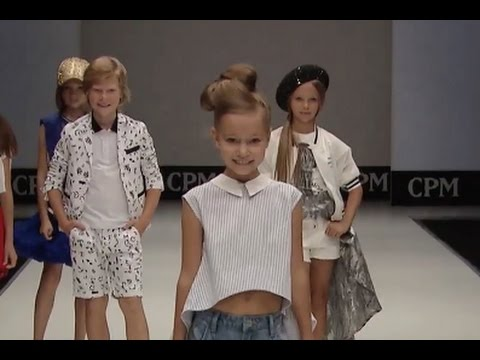 FUN&FUN Spring Summer 2017 | CPM Kids Moscow by Fashion Channel