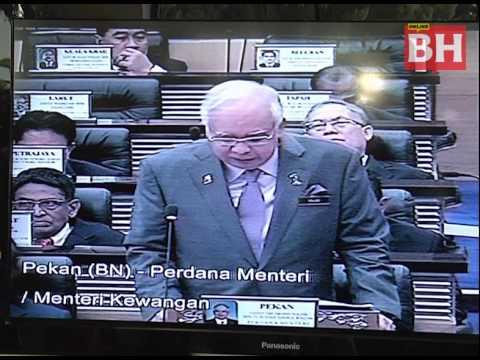 Najib bentang usul khas tragedi MH17