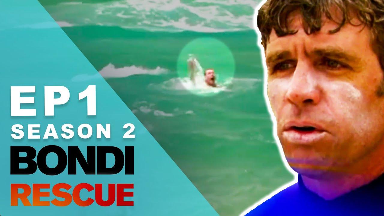 Download Man Desperately Screams for Help! | Bondi Rescue - Season 2 Episode 1 (OFFICIAL UPLOAD)