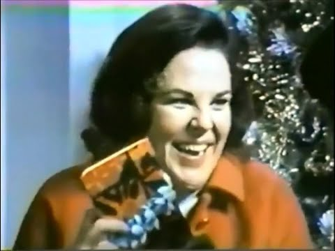 United Airlines 'Hawaiian Xmas' Commercial 1970