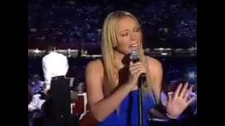 Mariah Carey - US National Anthem (live)