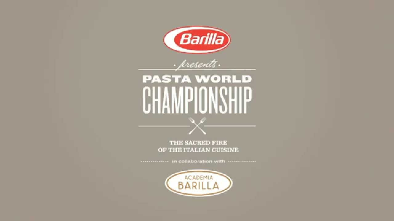 barilla pasta world championship  barilla pasta world championship