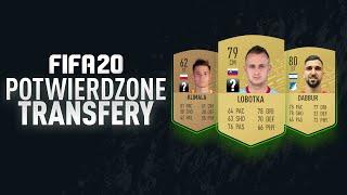 FIFA 20 | POTWIERDZONE TRANSFERY | Pogromca Damiana zmienia klub!