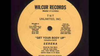 Boogie Down - Serena - Get Your Body Up - Instrumental