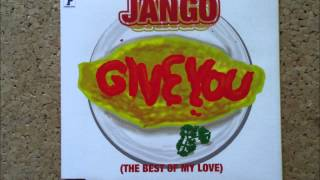 GIVE YOU(THE BEST OF MY LOVE)