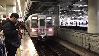 【大雪遅延】区間急行北春日部行き爆誕東武10050系11656F発車