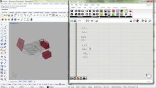 Grasshopper الدرس #2 - إنشاء الأشكال الهندسية الأساسية