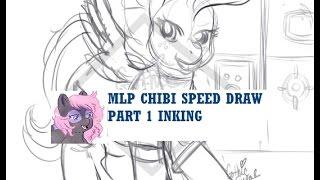 MLP Chibi Speed Draw