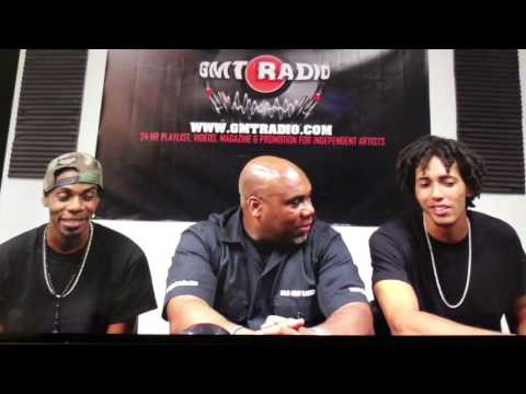 3ipleA A-Tre ImKidKid GMT RADIO Interview