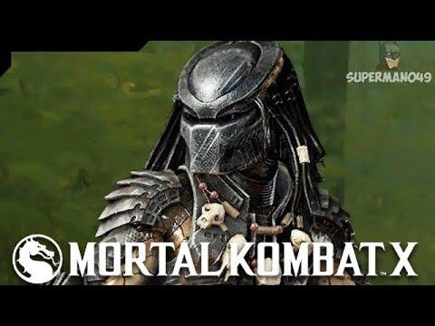 Predator Invades MKX On Xbox One! - Mortal Kombat X