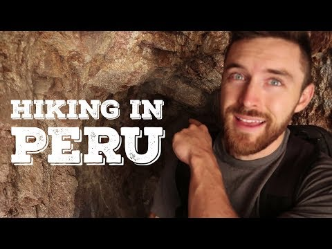 We Found a Cave in Peru! - Vlog 101