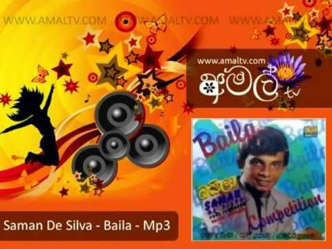 Saman De Silva - Baila - Mp3 - WWW.AMALTV.COM