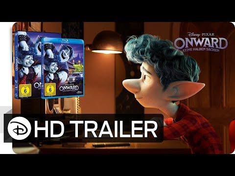 ONWARD: KEINE HALBEN SACHEN – Jetzt auf DVD, Blu-ray™ und als Download | Disney•Pixar HD
