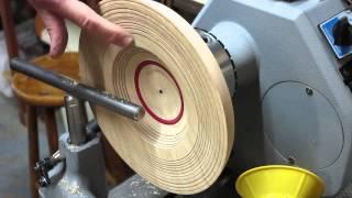 Wood Turning - Beginners Guide # 8 - The Negative Rake Scraper