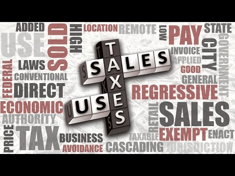 McKonly & Asbury Webinar: Sales & Use Tax: A Different Approach