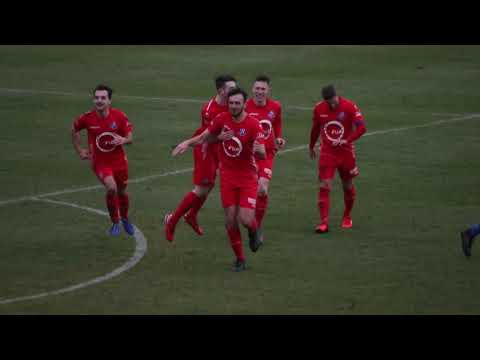 Newry City Loughgall Goals And Highlights