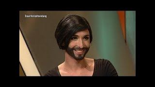 Conchita Wurst - TV total