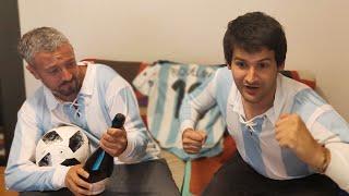 Reacción Argentina vs Bolivia (2 - 1) | Eliminatorias Qatar 2022!!