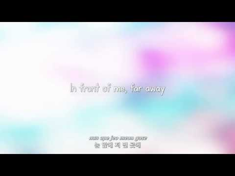 Amber- Love Run lyrics [Eng. | Rom. | Han.]