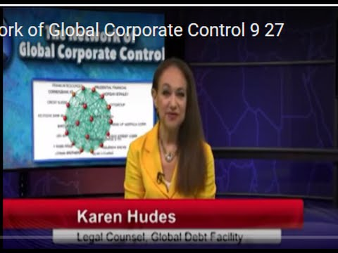 Network of Global Corporate Control 9 27