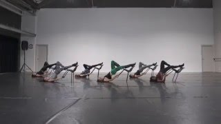 Ciara - Body Party - Heels Choreography by Anne Murray - UPD Heels Students