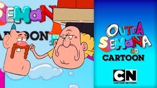 Raivoso Johnson | un Autre Semana pas de dessin animé | S03 E10 | Cartoon Network
