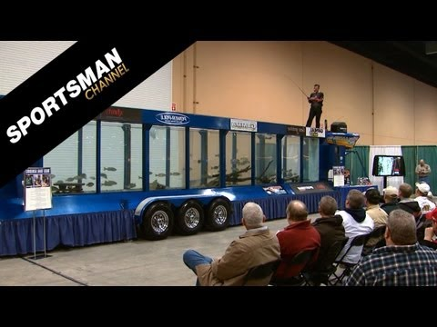 Kevin VanDam Spring Fishing Tips: The Jerk Bait