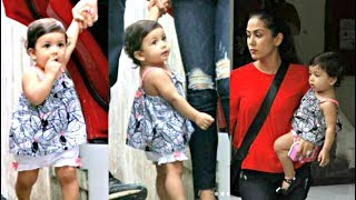 Aww! Shahid Kapoor Daughter Misha With Mira Rajput