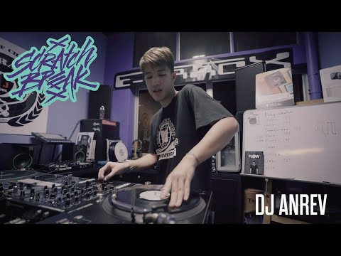 Scratch Break | DJ Anrev (Singapore)