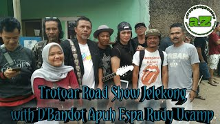 Trotoar Studio Show Road Show to Jelekong With D'Bandot and M Dedez