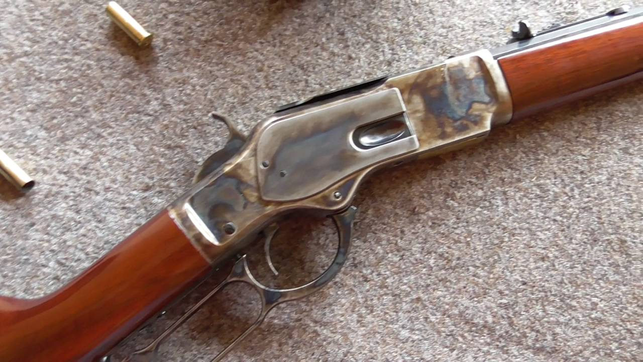 Today At The Range Winchester 1873