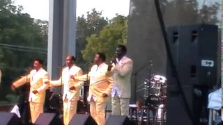 The Temptations/Dennis Edwards--Beauty Is Only Skin Deep--2014 Indiana State Fair