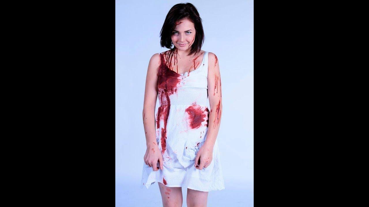 Faux sang rapide pas cher efficace comment faire youtube - Tache de sang sur vetement ...