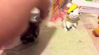 Показ моїх іграшок з кіндера і Т. п